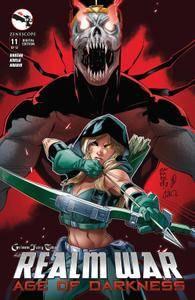 Grimm Fairy Tales Presents Realm War 0112015 Digital