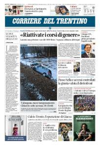 Corriere del Trentino – 15 gennaio 2019