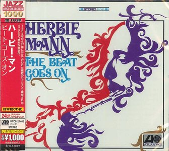 Herbie Mann - The Beat Goes On (1967) {2013 Japan Jazz Best Collection 1000 Series WPCR-27462}