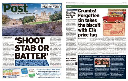 Nottingham Post – October 29, 2019