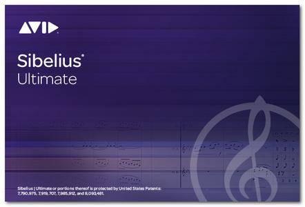 Avid Sibelius Ultimate 2018.4 Build 1696 (x64) Multilingual