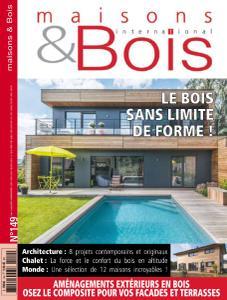 Maison & Bois International - Juin-Juillet 2019