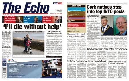 Evening Echo – April 08, 2021
