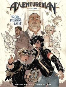 Image Comics-Adventureman Vol 1 The End and Everything After 2020 HYBRiD COMiC eBook