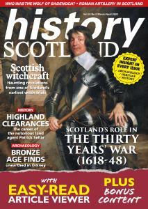 History Scotland - March-April 2020