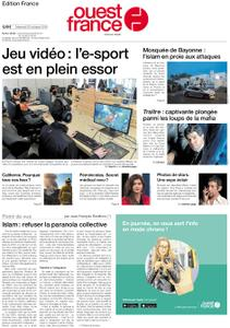 Ouest-France Édition France – 30 octobre 2019
