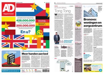 Algemeen Dagblad - Zoetermeer – 23 mei 2019