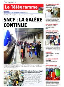 Le Télégramme Guingamp – 30 octobre 2019