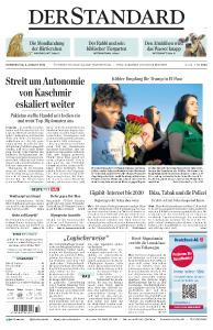 Der Standard - 8 August 2019