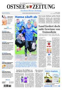 Ostsee Zeitung Wolgast - 16. Januar 2019