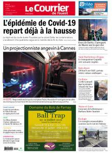 Le Courrier de l'Ouest Angers – 06 juillet 2021