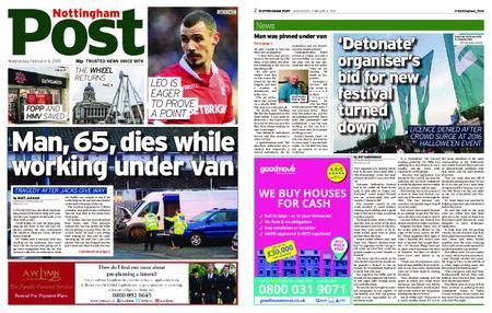 Nottingham Post – February 06, 2019