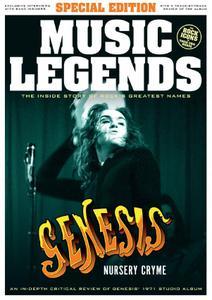 Music Legends - Genesis Special Edition 2021 (Nursery Cryme)