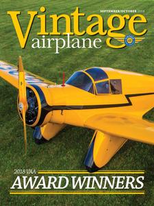 Vintage Airplane - September/October 2018