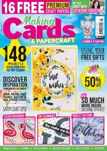 Making Cards & Papercraft - July 2018