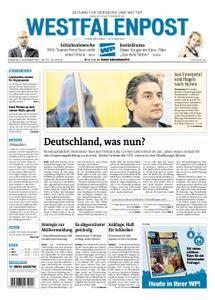 Westfalenpost Wetter - 21. November 2017