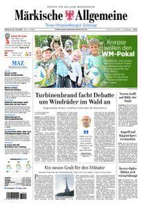 Neue Oranienburger Zeitung - 20. Juni 2018