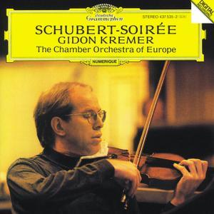 Gidon Kremer - Schubert Soirée (1993)