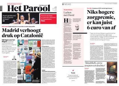 Het Parool – 26 september 2017