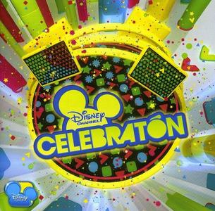VA - Disney Channel: Celebratón (2012) {Walt Disney}