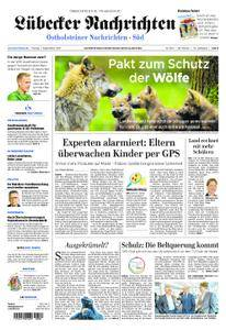 Lübecker Nachrichten Ostholstein Süd - 01. September 2017