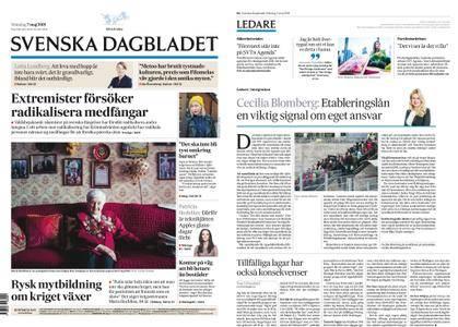 Svenska Dagbladet – 07 maj 2018