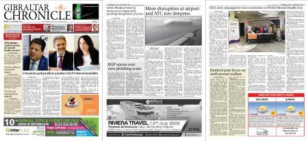 Gibraltar Chronicle – 11 October 2019