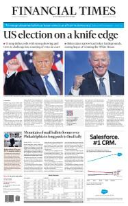Financial Times USA - November 5, 2020