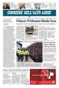 Corriere dell'Alto Adige - 22 Novembre 2017