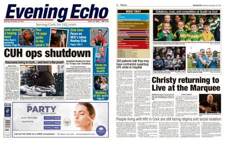 Evening Echo – November 10, 2018