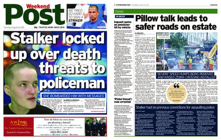 Nottingham Post – August 10, 2019