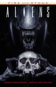 Dark Horse-Aliens Fire And Stone 2016 Hybrid Comic eBook