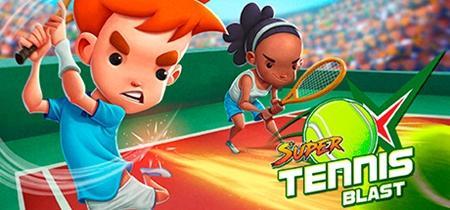 Super Tennis Blast (2019)