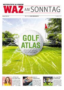 WAZ Westdeutsche Allgemeine Zeitung Sonntagsausgabe - 24. März 2019