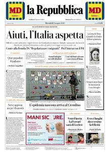 La Repubblica - 13 Maggio 2020