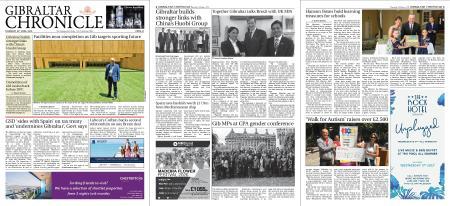 Gibraltar Chronicle – 20 June 2019