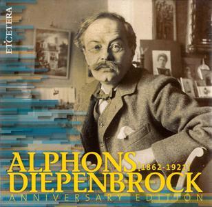 Alphons Diepenbrock (1862-1921) - Anniversary Edition (2012) {8CDs Set Etcetera KTC1435}