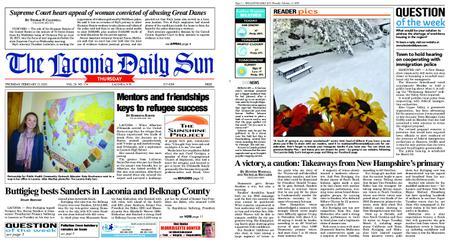 The Laconia Daily Sun – February 13, 2020