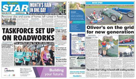 Shropshire Star Shrewsbury Edition – May 29, 2018