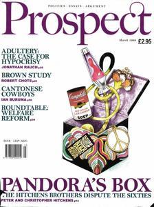 Prospect Magazine - March 1998