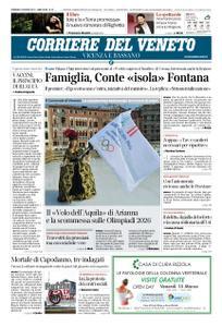 Corriere del Veneto Vicenza e Bassano – 03 marzo 2019
