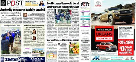 The Guam Daily Post – April 17, 2018