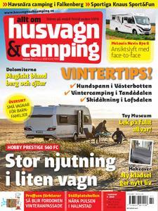 Husvagn & Camping – februari 2020