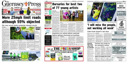 The Guernsey Press – 29 September 2018