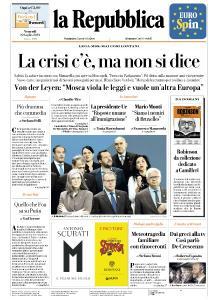 la Repubblica - 19 Luglio 2019
