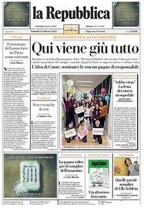la Repubblica - 14 Febbraio 2020