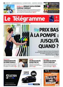 Le Télégramme Brest Abers Iroise – 06 juin 2020