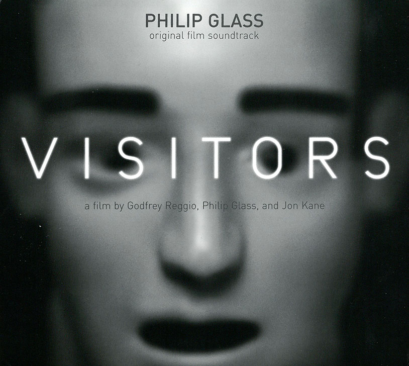 Philip Glass - Visitors: Original Film Soundtrack (2013) [Re-Up]