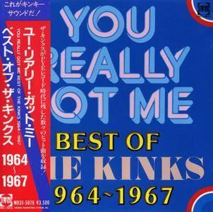 The Kinks - You Really Got Me: Best Of The Kinks 1964-1967 (1986) {Japan}