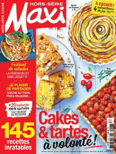 Maxi Hors-Série Cuisine - Juin-Juillet 2021